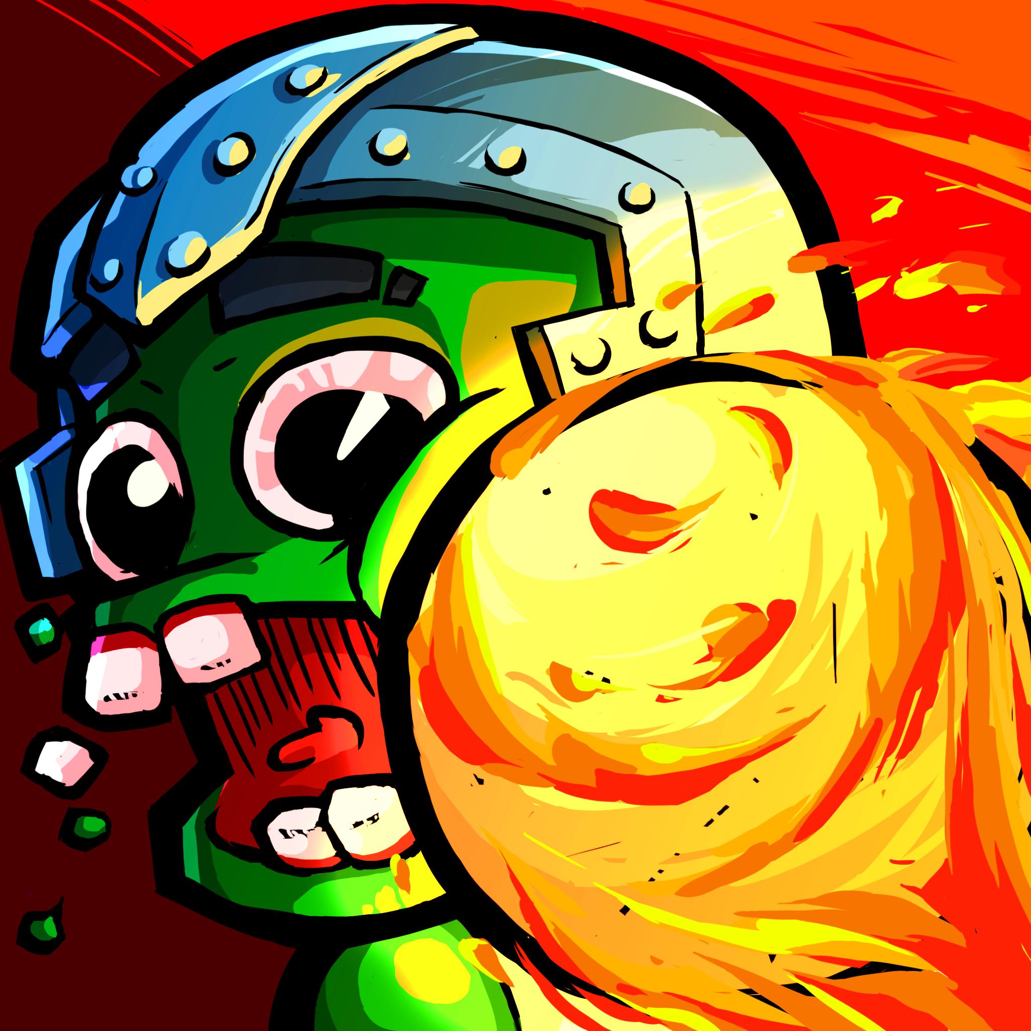 滚弹吧僵尸