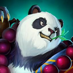 英魂之刃口袋版英雄熊猫武僧攻略