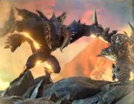 《魔龙世界》魔幻CG大作 霸气开场动画再现经典