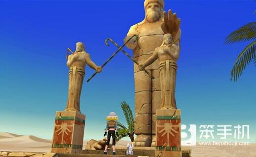 傀儡之墓VR游戏评测:用VR探索埃及古庙