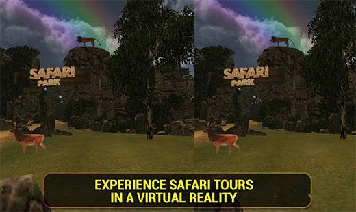 野生动物园之旅VR