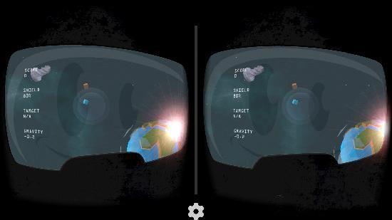 哇当心小行星VR