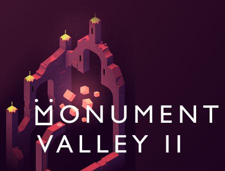 官方宣传片《纪念碑谷2-不可思议的美》