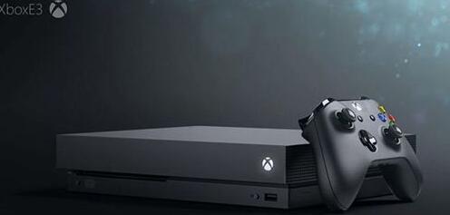微软天蝎座正式命名Xbox One X,发布日期和售价揭晓