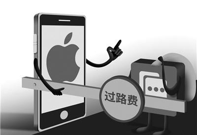 """律师和专家告诉你 如何应对打赏""""苹果税"""""""