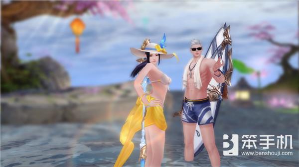 夏日泳池趴