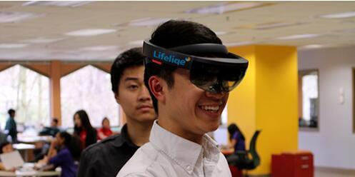 Lifeliqe App上线HoloLens,旨在K12教学