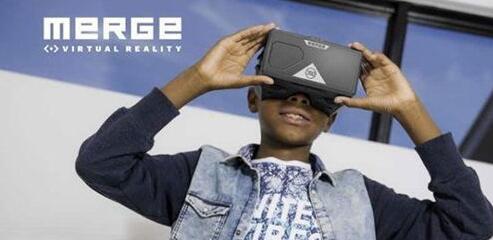 MergeVR为课堂教育提供VR/AR头显,订单量可观
