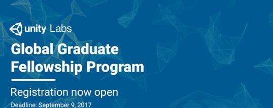 为AR/VR开发铺路,Unity公布全球开发奖学金计划