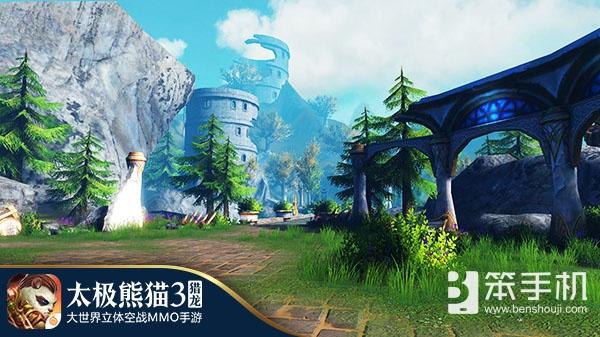 PVP玩法暴增《太极熊猫3:猎龙》新版本上线
