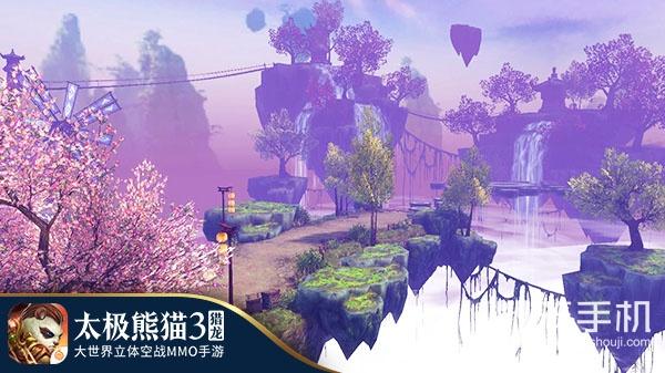 断岩崖暗藏玄机?《太极熊猫3:猎龙》全新副本曝光!