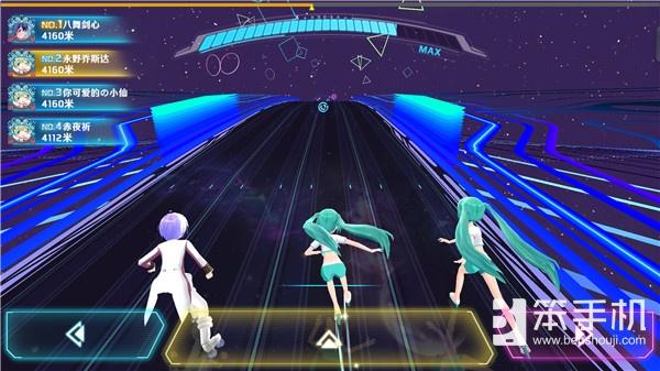 网易《初音速》:当二次元电子歌姬遇上劲舞竞速
