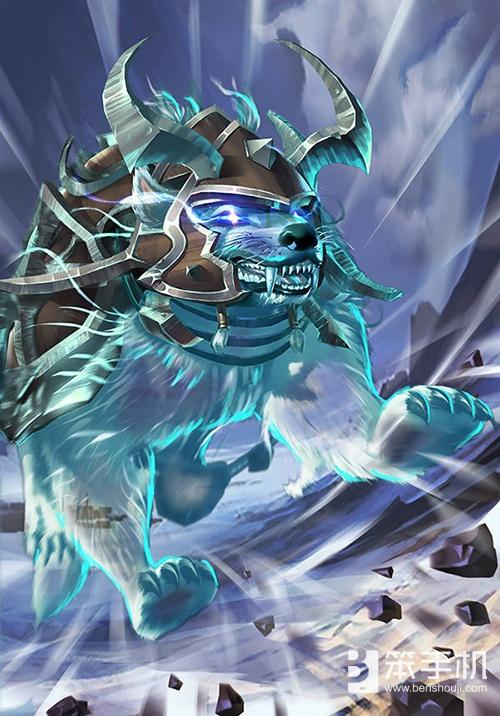 太极熊猫3猎龙幽影狼骑坐骑获取介绍