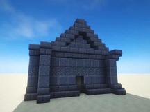 我的世界红石密室陷阱制作