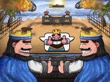 皇室战争搞笑视频集锦