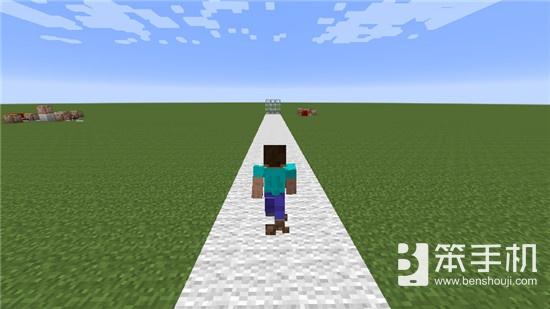 我的世界潜行以及急加速奔跑实现方法