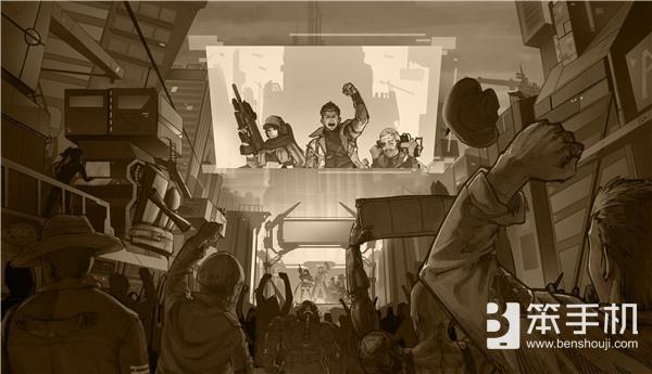 《天启联盟》背后的故事:暗夜无边,并肩而战