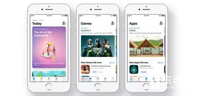 APP Store改版Google Play加速返华 应用市场的天又要变了