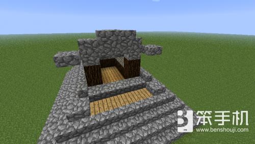 我的世界建筑攻略 古代民房建造方法