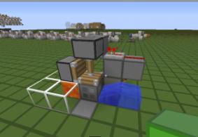 我的世界要如何制作刷石器装置