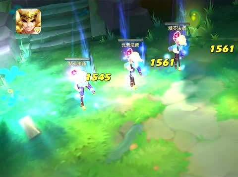 《神之物语》全新内容来袭 骑士技能宣传片曝光