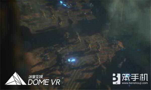冰穹互娱VR大作《源震》CG发布