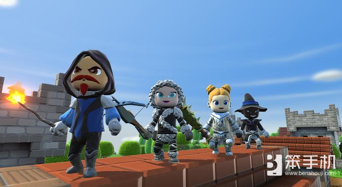 《传送门骑士》评测:沙盒冒险与RPG的完美邂逅