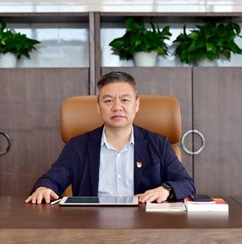 海南生态软件园投资董事、总经理 杨淳至