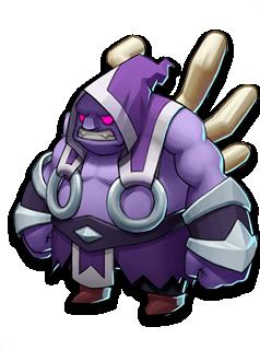 发条英雄攻略 | 发条英雄宠物系列-憨厚的巨灵巫师