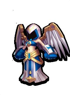 发条英雄攻略 | 发条英雄宠物系列-神圣使者大天使