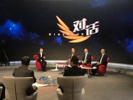盛大游戏董事长王佶央视《对话》论道 如何应对游戏行业的四大难题