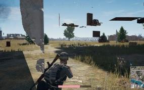 《绝地求生》两辆车的绝地对决 把玩家看傻了