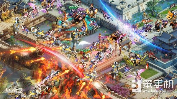 《征途2手游》4月12日全平台上线