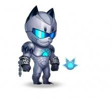 忍者冲击,强力飞踢!《小冰冰传奇》魂匣猫忍的神秘忍术!