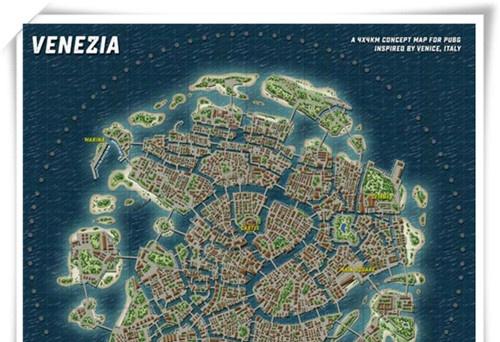 绝地求生:官方试图挽回玩家流失,或将推出8X8威尼斯水战地图