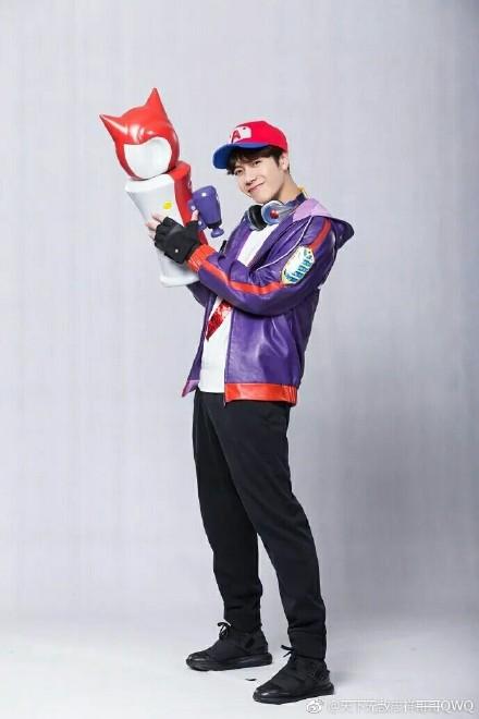 王者荣耀:这是我能找到最全的鲁班七号cosplay