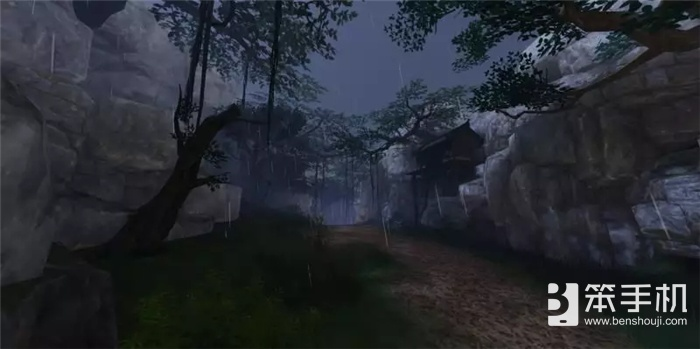 《楚留香》新地图蝙蝠岛探秘