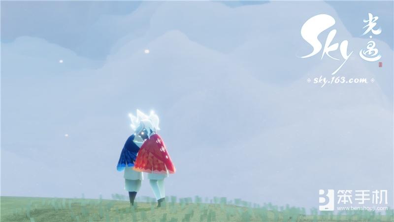 《Sky光·遇》二测温暖落幕,云海重逢