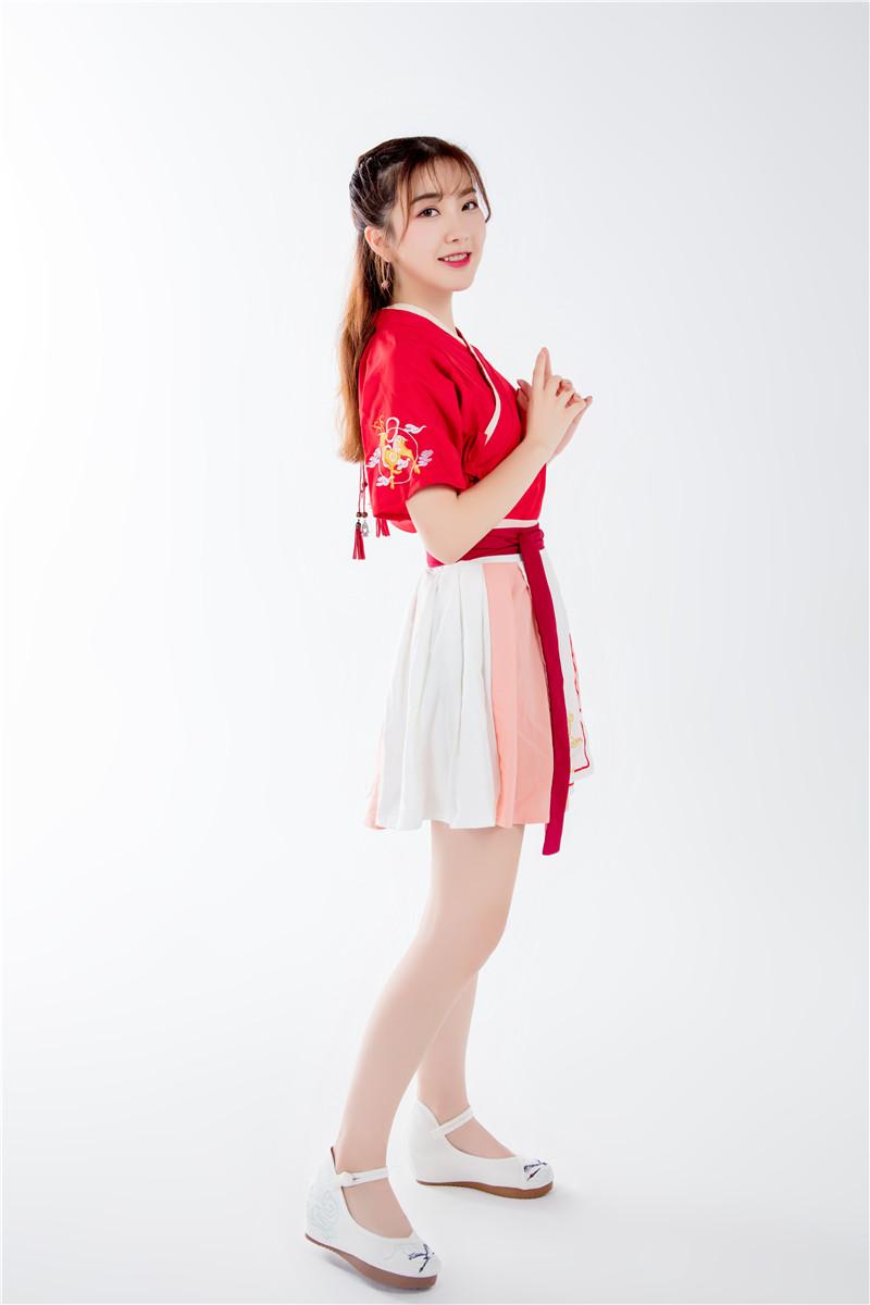 玩友时代showgirl陈曼琪