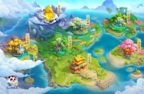 神武3手游世界地图更新 小昕表情包激萌上线