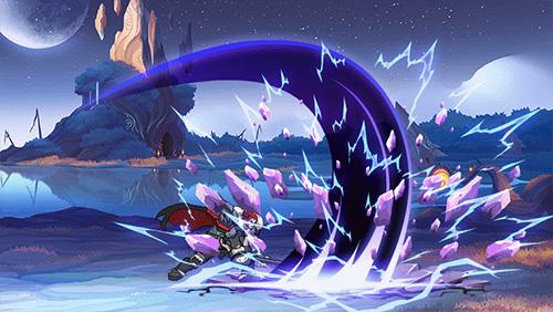 《时空猎人》新角色超爷们:这一斧头下去脑壳要爆!