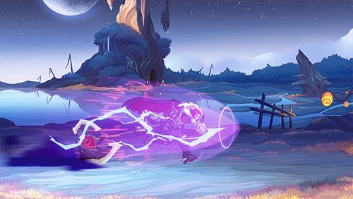 《時空獵人》新角色超爺們:這一斧頭下去腦殼要爆!