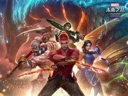 """《漫威:未来之战》迎来了全新原创角色""""天临四将"""""""