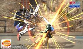 《敢達爭鋒對決》6月限定登場 時代最強Ex-S參上
