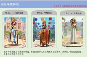 《万国觉醒》王国头衔王后可以提升哪一项能力 头衔往后能力提升答案分享
