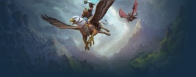 新玩家看過來,如何在《魔獸世界》中入手最新款坐騎