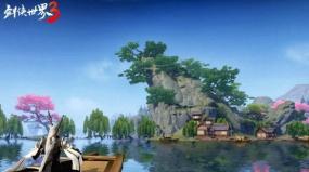 動感新江湖!《劍俠世界3》真實測試截圖曝光