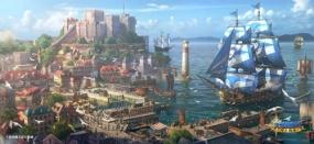 《大航海時代:海上霸主》制作人藍貼城市篇:從西洋到東方!探索繁星般的城市吧